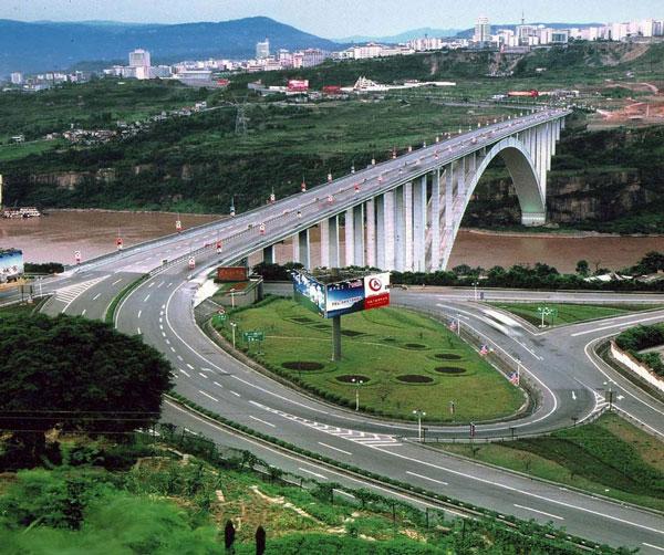 甘肃平凉高速公路工程