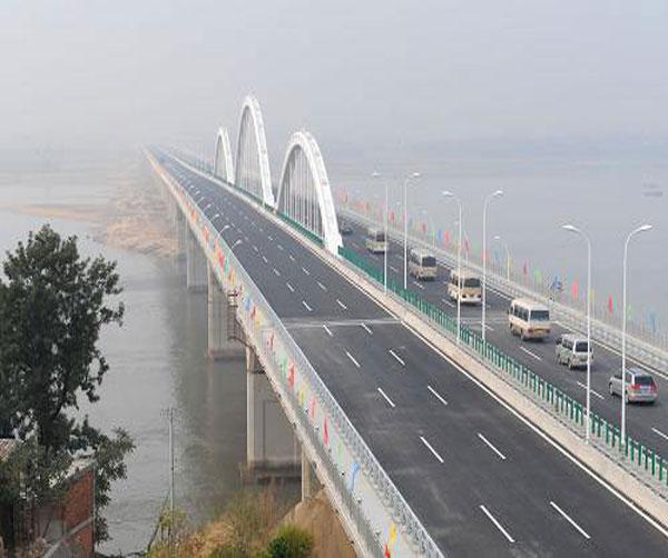 福州湾边特大桥工程
