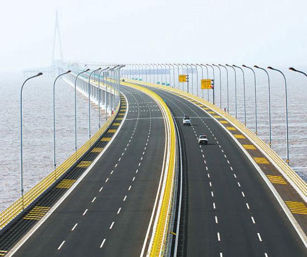 杭州湾大桥工程