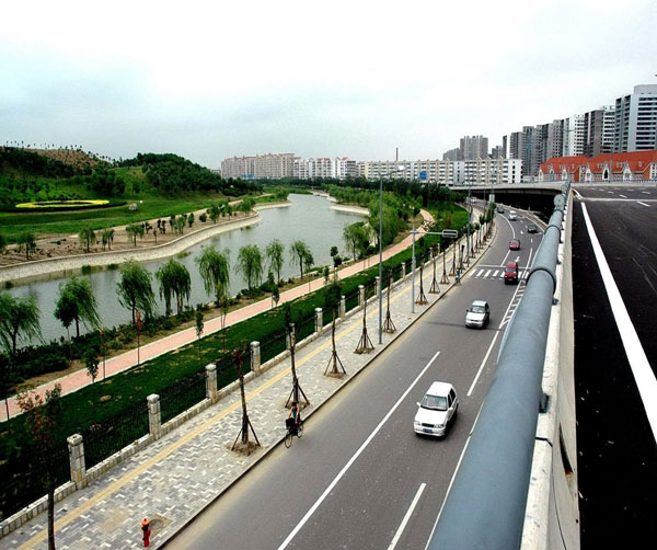 宁波绕城高速公路工程