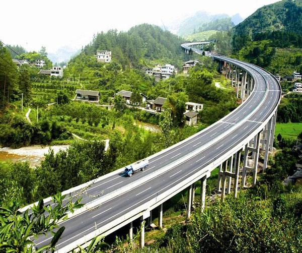 云南永武高速公路工程