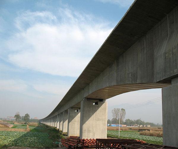 郑西高速铁路工程